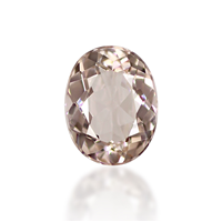 Oval (Morganite)