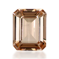 Octagon (Morganite)