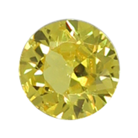Round - Diamond Cut